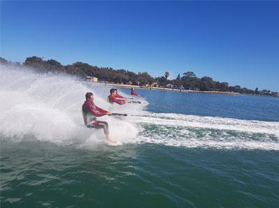 water ski wa show ski